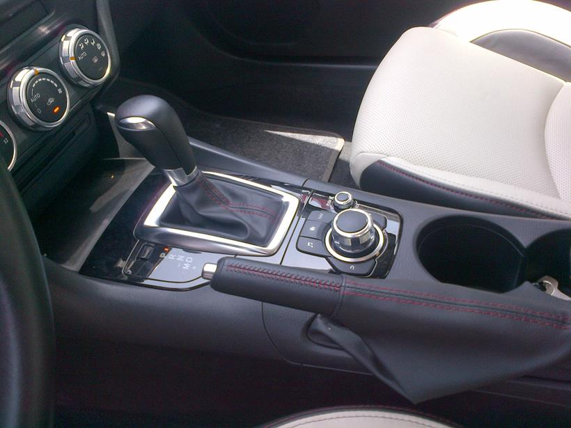 ... Road Test Review: 2015 Mazda 3 Sedan In Dubai, UAE ...