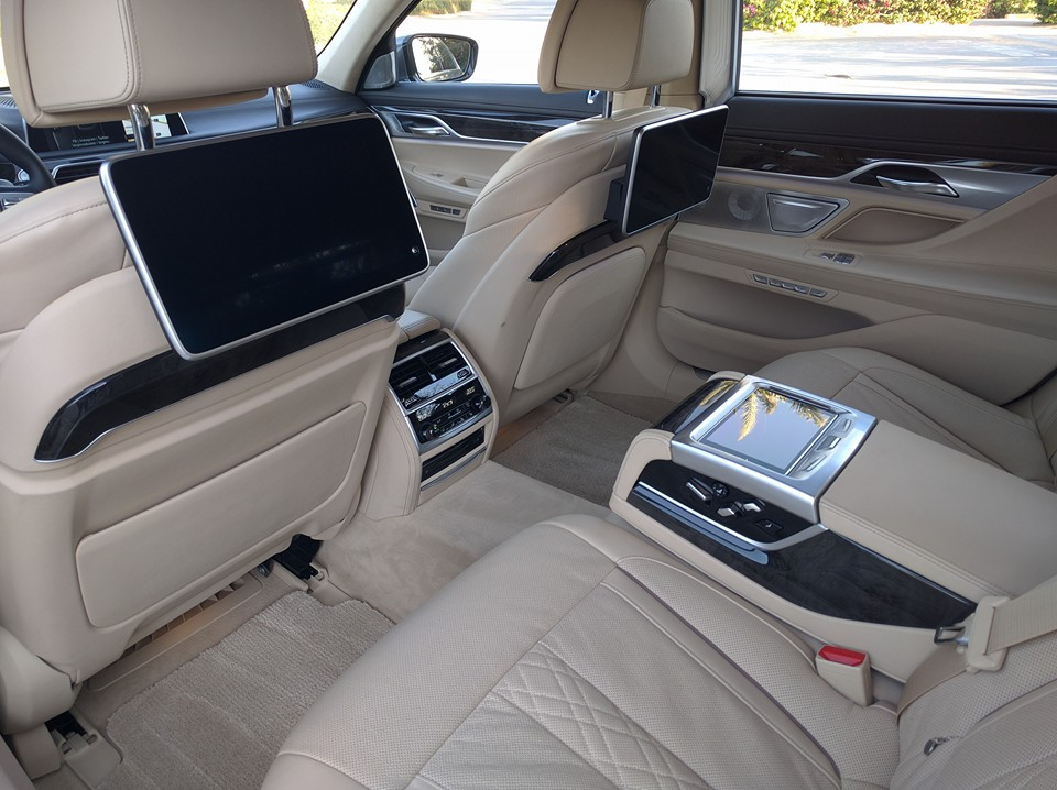 ... BMW 7 Series 2016 Review ...