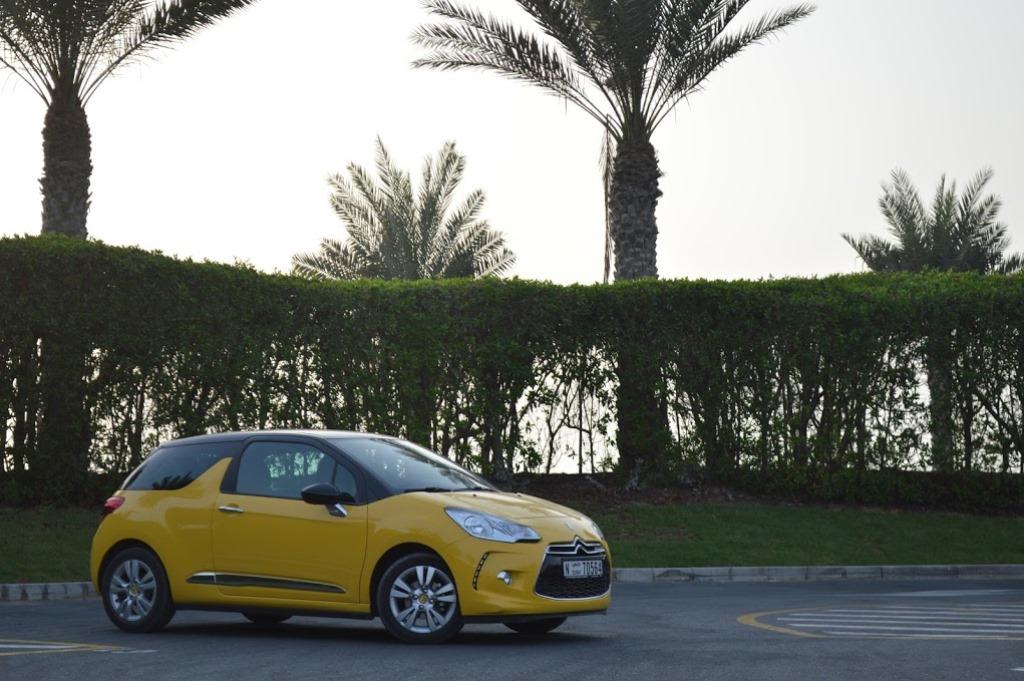 2016 Citroen Ds3 Review Qatar Yallamotor