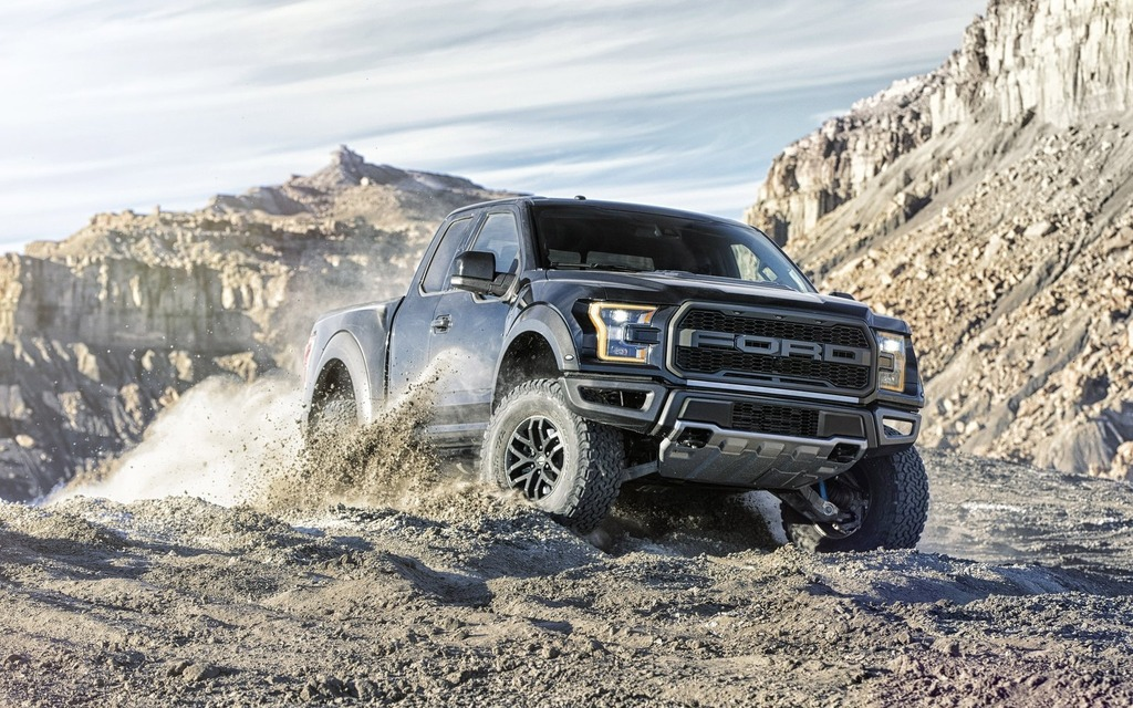 2017 Ford F 150 Raptor To Welcome Six Drive Modes Qatar Yallamotor