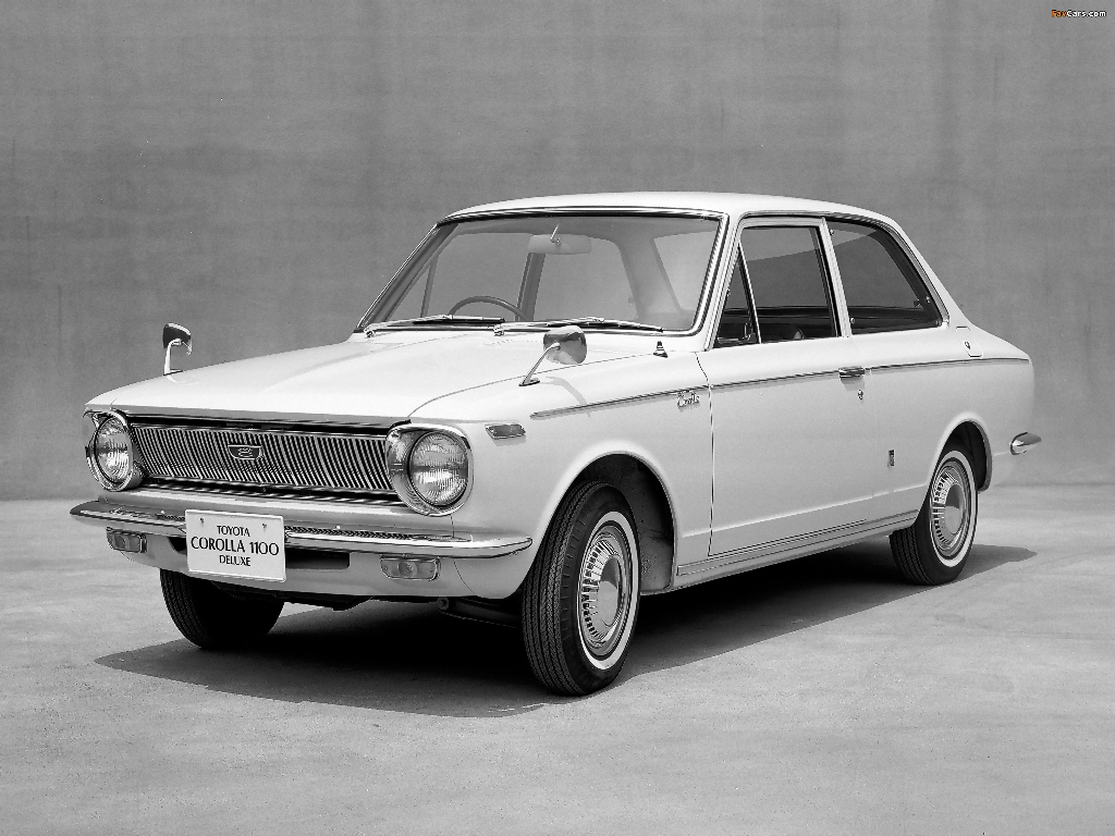 the history of toyota Research toyota corolla model details with corolla pictures, specs, trim levels, corolla history, corolla facts and more.