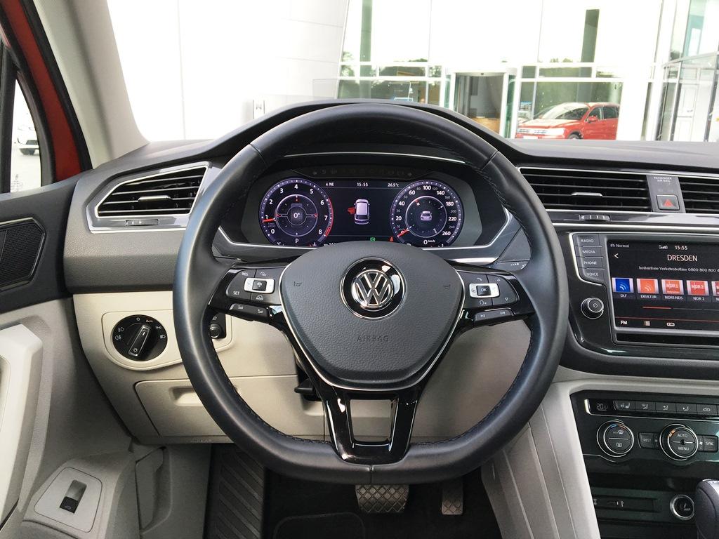 Volkswagen Tiguan 2017 Review | UAE - YallaMotor