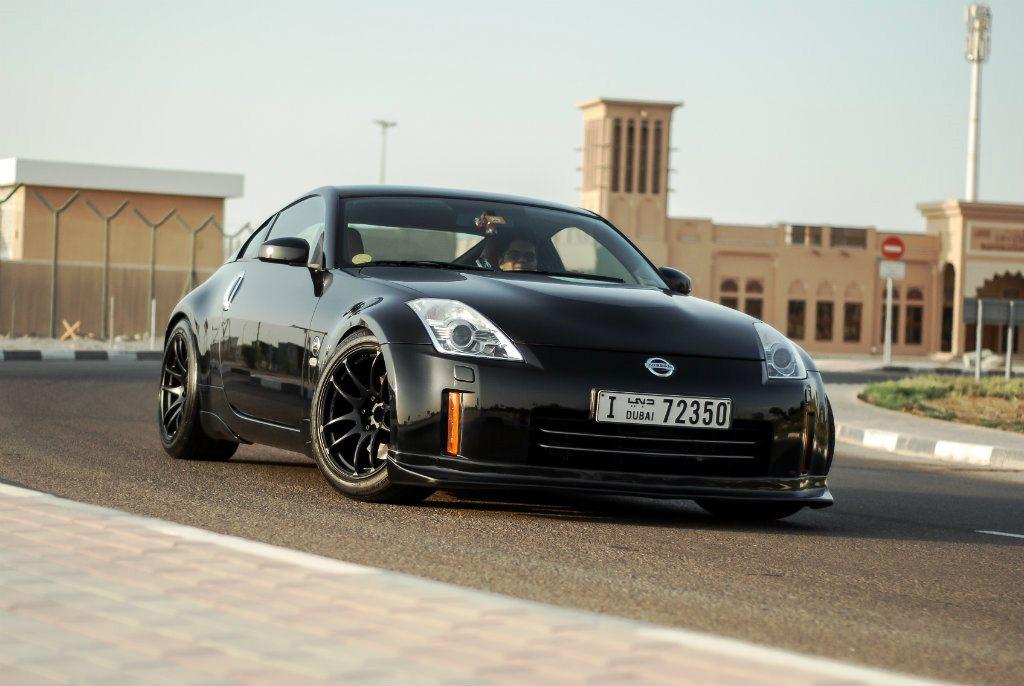 In talks with: Nissan 350Z owner Jackie Sobhani | Qatar