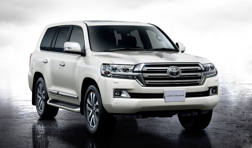 Al Futtaim Motors Launches Mega Upgrade Offer On 2017 Toyota Models