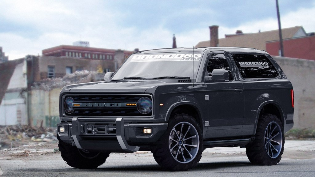 Ford Bronco Confirmed For Global Return Qatar Yallamotor