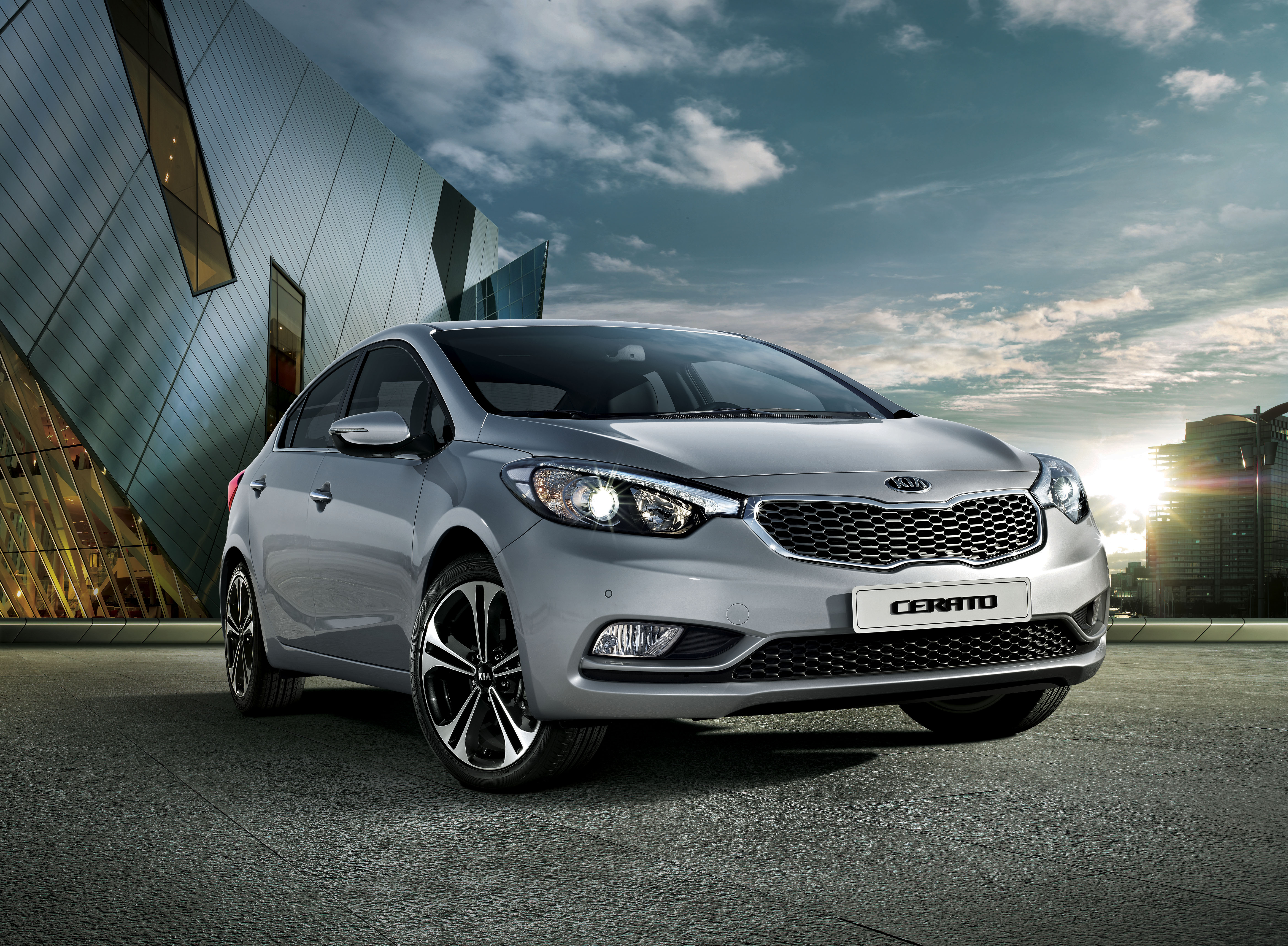 2013 Kia Cerato Launched In Uae Uae Yallamotor