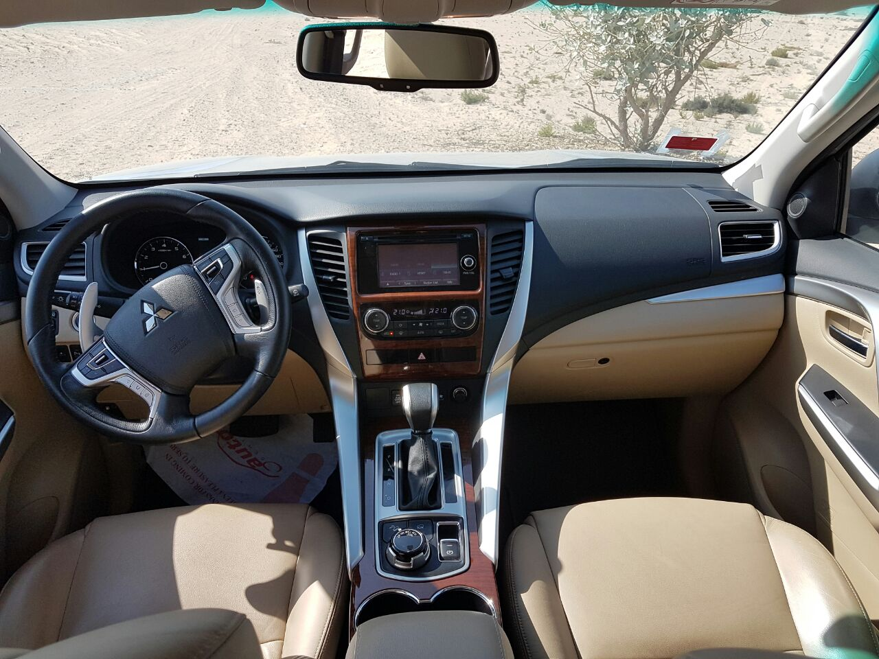 Mitsubishi Montero Sport 2017 Review | UAE - YallaMotor