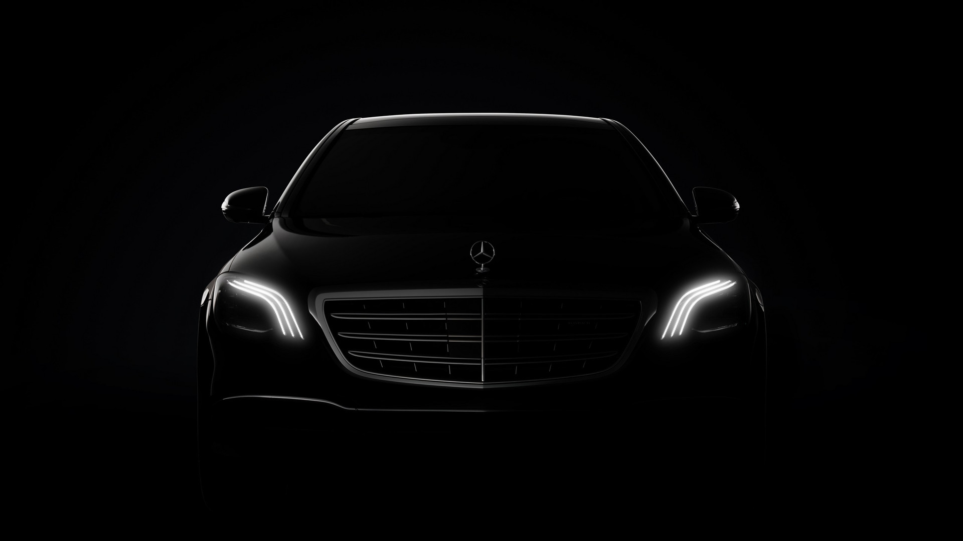 S Class Coupe >> New Mercedes Benz S Class Prepares For Shanghai Reveal | Qatar - YallaMotor