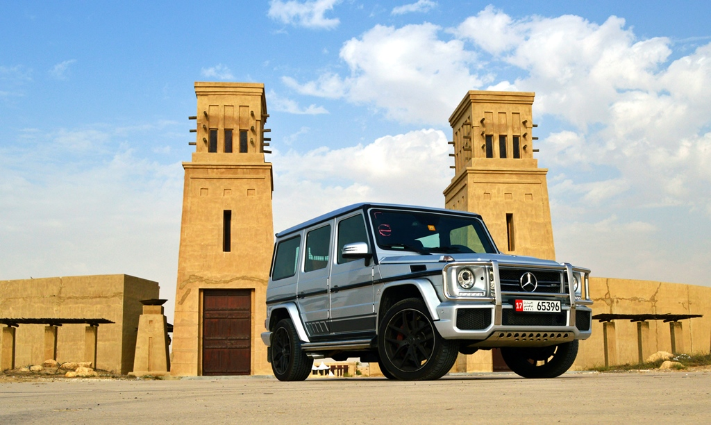 Mercedes AMG G63 2017 Review | UAE - YallaMotor