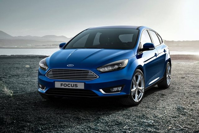Ford Focus 2017 Front