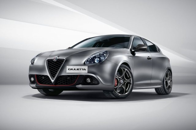 Alfa Romeo Giulietta Side