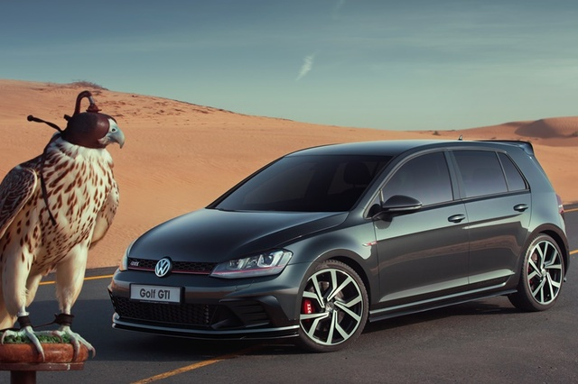 Volkswagen Golf GTI Clubsport The Chase