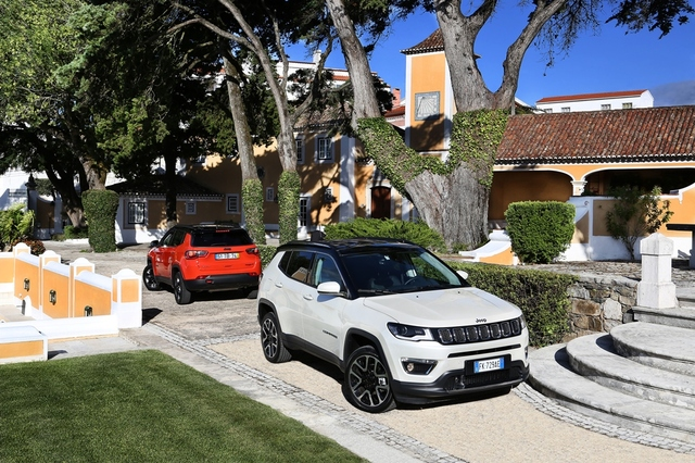 Jeep Compass 2018 Front
