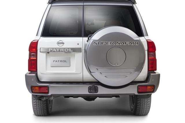 Nissan Patrol Super Safari 3 Door 2017