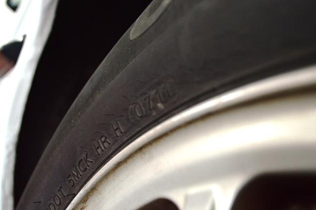 Tire Manufacturing Date