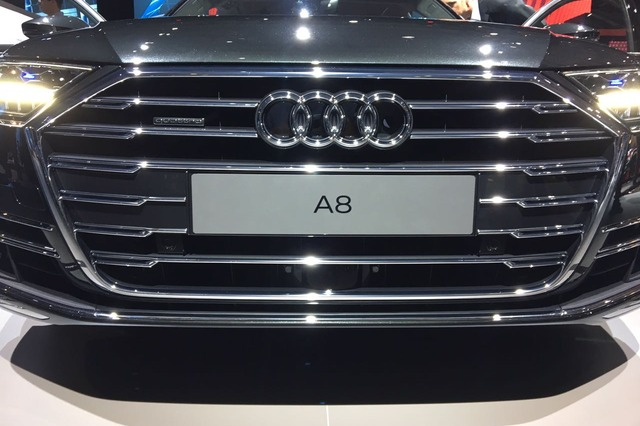 Audi A8 Grille 2018
