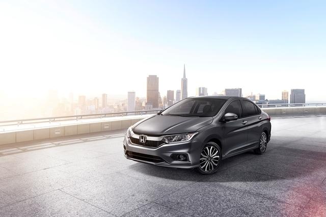 Honda City 2018 Front
