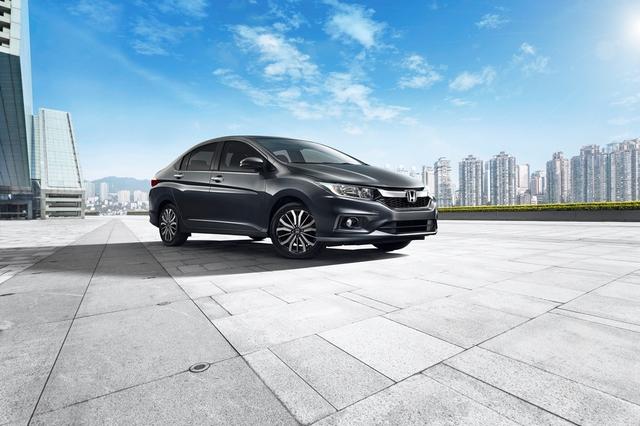 Honda City 2018 Front - 2