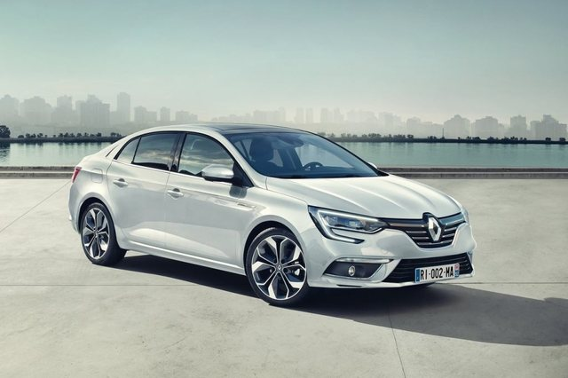 2018 Renault Megane Lands On Uae Shores Uae Yallamotor