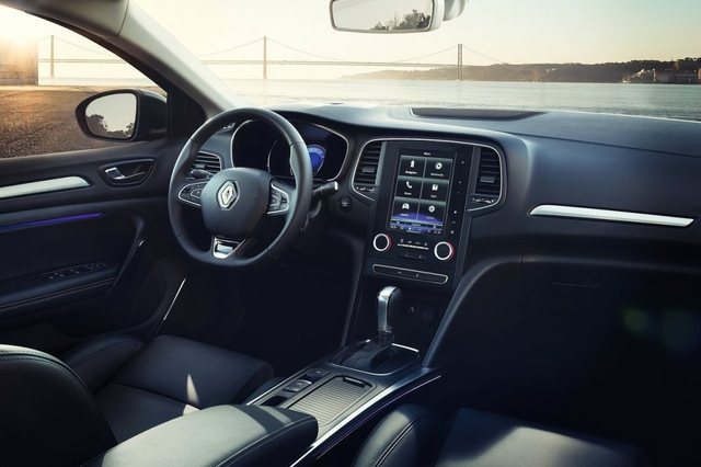 Renault Megane 2018 Interior