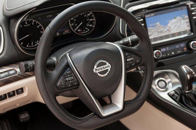 Nissan Maxima 2017 Interior