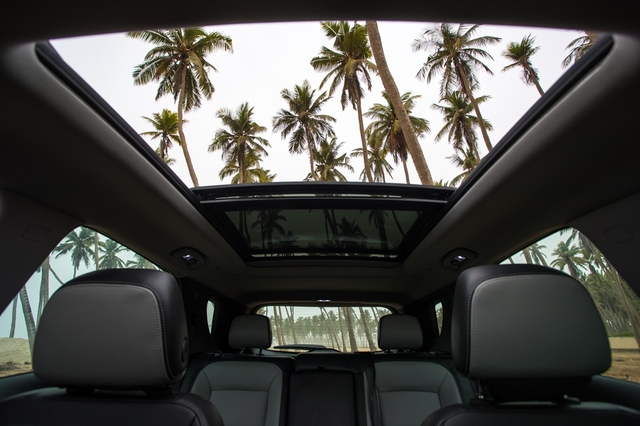 Chevrolet Equinox 2018 Panoramic Roof