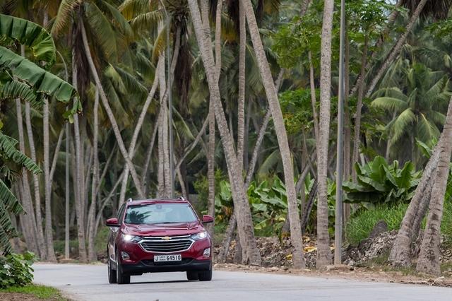 Chevrolet Equinox 2018 Front