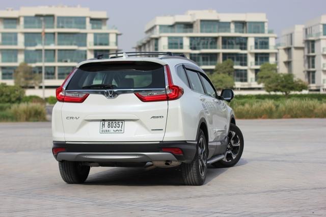 Honda CR V 2017 Rear
