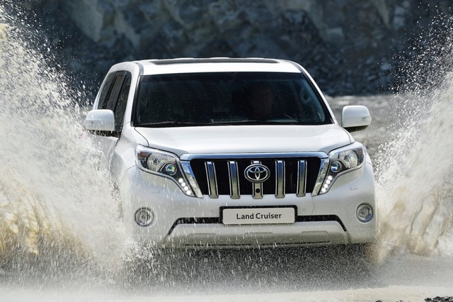 An Overview Of The 2017 Toyota Land Cruiser Prado Uae Yallamotor