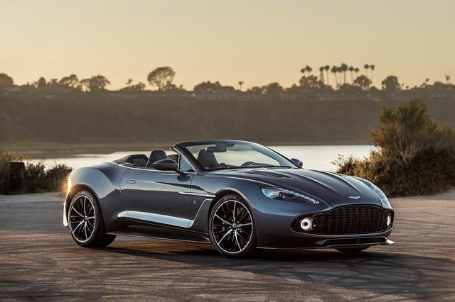Aston Martin Vanquish Speddster