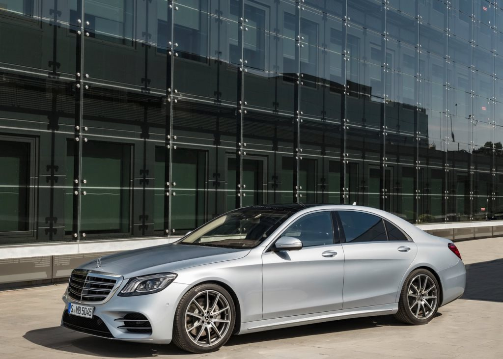 Mercedes benz s class 2018 set for middle eastern debut for Mercedes benz alabama jobs