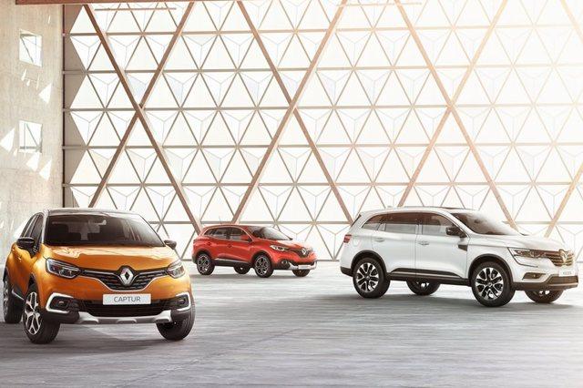 Renault UAE Promotion