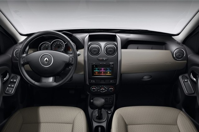 Renault Duster 2017 Interior