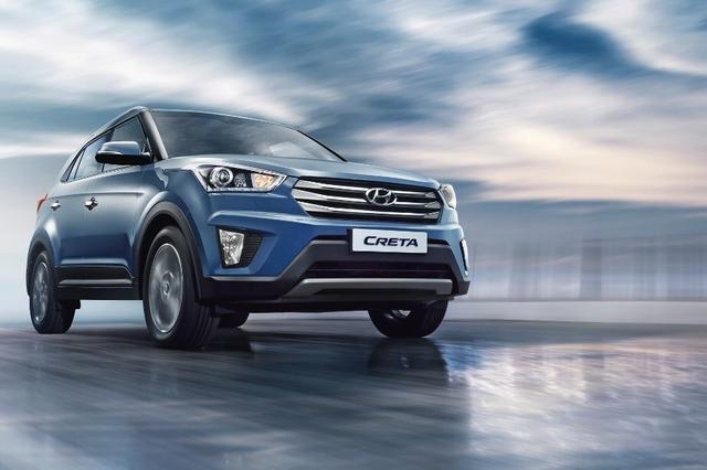 Hyundai Creta 2017 Front