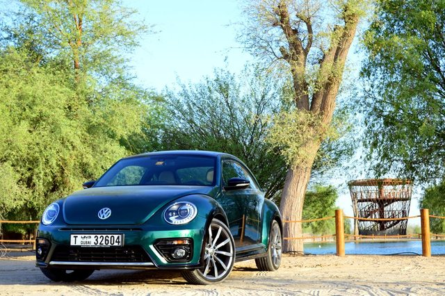 Volkswagen Beetle 2017 Front