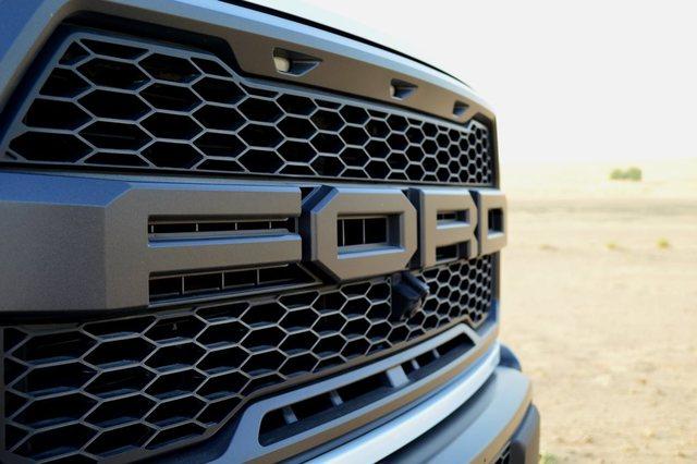 Ford F 150 Raptor Grille 2017