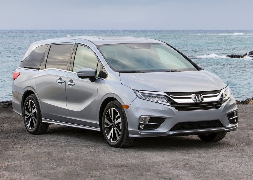 Honda Odyssey 2018 Front right