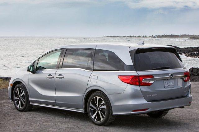 Honda Odyssey 2018 Rear left