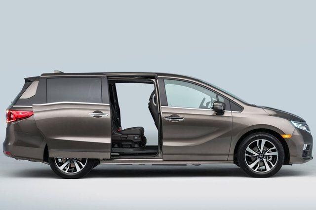 Honda Odyssey 2018 Side