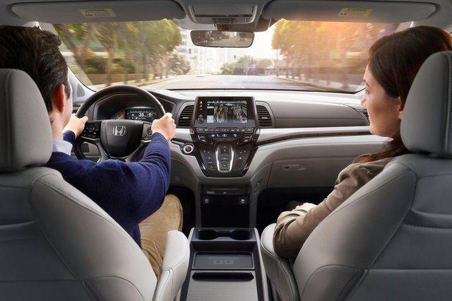 Honda Odyssey 2018 Cabin