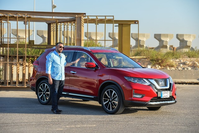 Nissan X-Trail 2018 Front