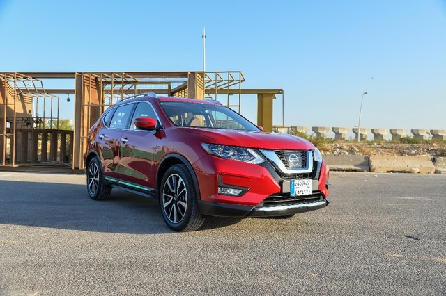 Nissan X Trail 2018 Front - 2