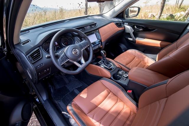 Nissan X Trail 2018 Interior
