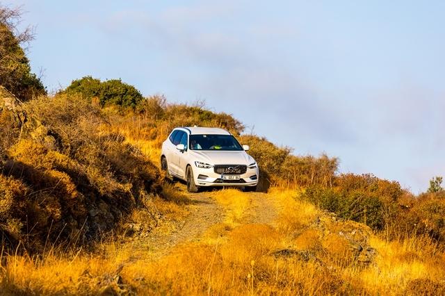 Volvo XC60 2018 Front