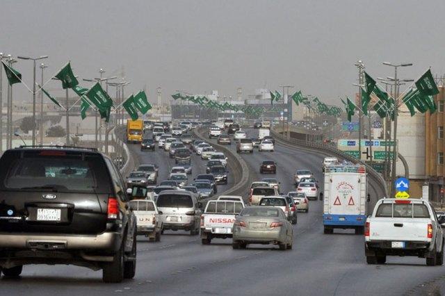 Saudi Arabia Roads