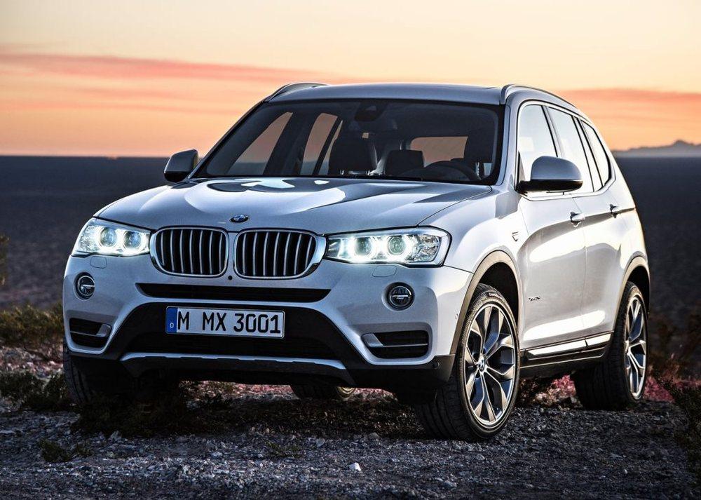 BMW X3 2017 xDrive 35i