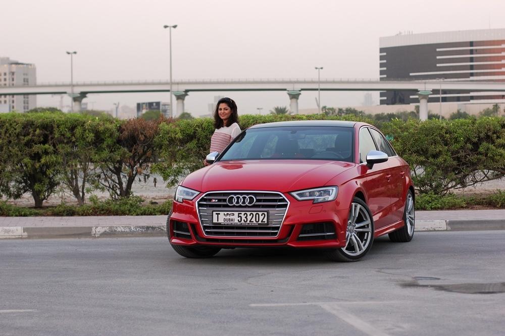 Audi S3 2017 Front