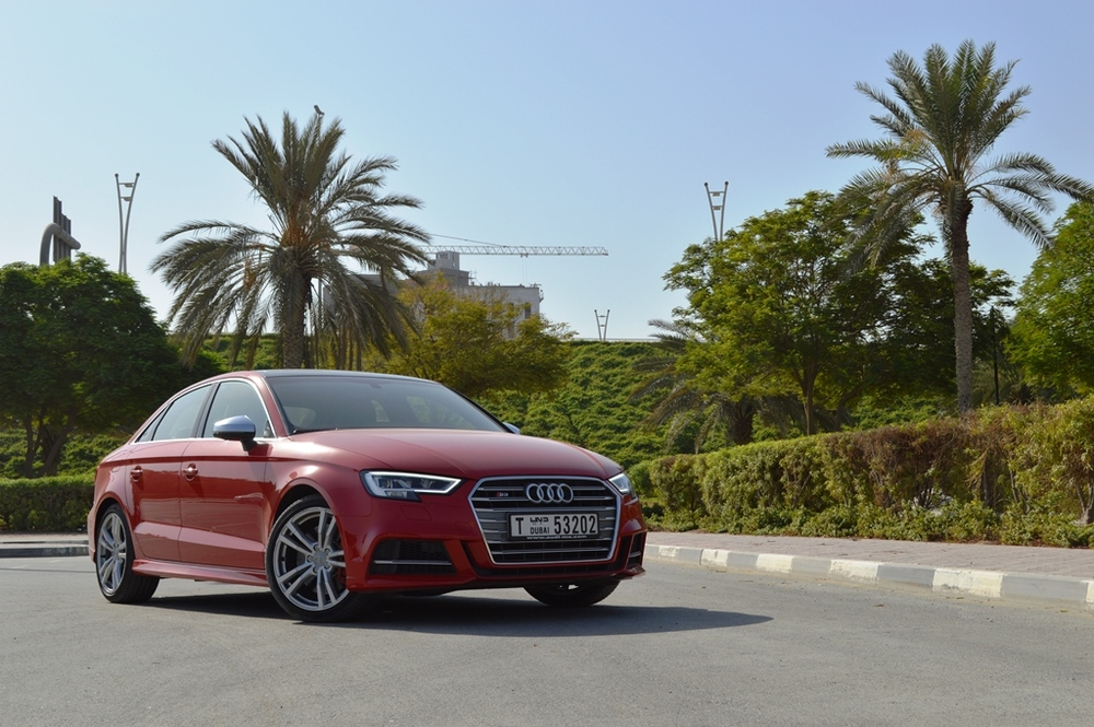 Audi S3 2017 Front - 3