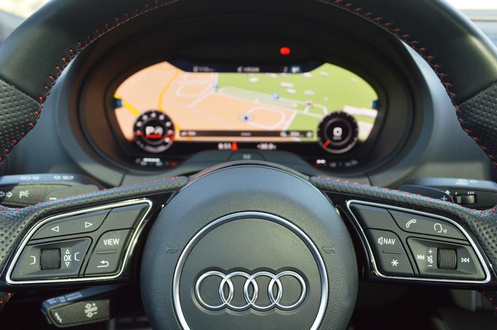 Audi S3 2017 Interior