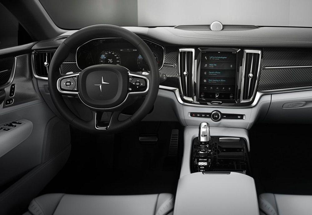 Volvo Polestar 1 Interior